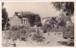 RP;  Mission San Juan Capistrano, California, 10-20s