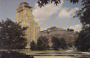 The Chase Park Plaza Saint Louis Missouri