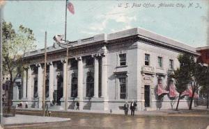 New Jersey Atlantic City U S Post Office 1907
