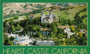 California San Simeon Hearst Castke