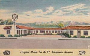 MESQUITE , Nevada , 30-40s ;  Hughes Motel