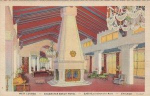 CHICAGO, Illinois, 1930-40s ; Edgewater Beach Hotel