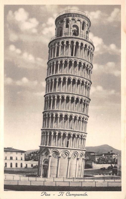 BR41408 Pisa il campanile      Italy