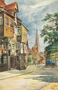 Germany Blick in den Brühl und auf die Andreaskirche 03.32