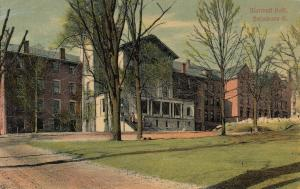 DELAWARE, Ohio, PU-1909; Monnell Hall
