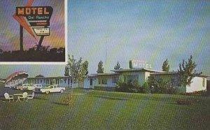 Ohio Washington Court House Del Rancho Motel