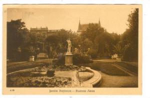 Jardin Botanico, Buenos Aires, Argentina, Sur America, 00-10s