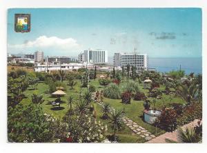 Spain Torremolinos Panorama Costa del Sol Vtg Postcard 4X6