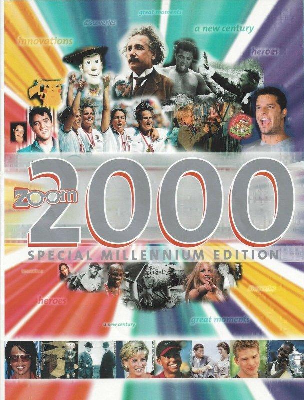 Vintage ZOOM 2000 Special Millennium Edition Magazine