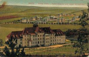 Czech Republic Brüx Kaiser Franz Reiter Kaserne und Neues Waisenhaus Most 05.21