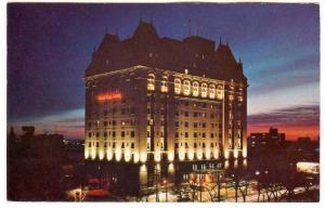 Hotel Fort Garry , Winnipeg , Manitoba , Canada , 50-60s