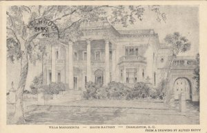 CHARLESTON, South Carolina, PU-1939; Villa Margherita, South Battery