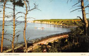 uk21264 south beach studland  uk