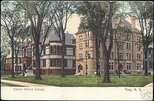 Troy, N.Y., Emma Willard School (ca. 1910)