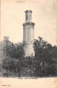 France Lardy - Tour de Pocancy, Tower 1908