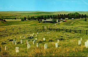Montana Little Big Horn Last Stand Site