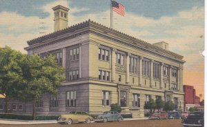 CHEYENNE , Wyoming , 1957 ; Post Office & Court House