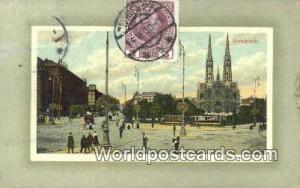 Wien, Vienna Austria, Österreich Votivkirche  Votivkirche
