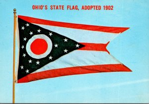 Ohio State Flag Adopted 1902