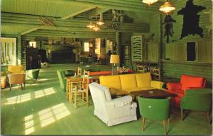 Molson's Edmonton House Alberta AB Brewery Vintage Postcard D41 *As Is