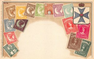 Queensland, Stamps on Early Postcard, Used in 1937, Published by Ottmar Zieher