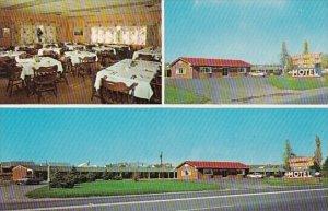 Pennsylvania Shamokin Dam Golden Arrow Motel & Restaurant Multi View