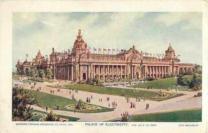 UND/B Palace of Electricity Louisiana Purchase Expo St. Louis, 1904