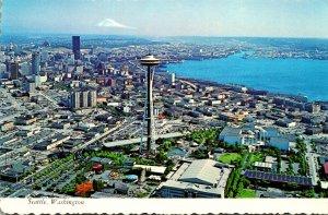 Washington Seattle Panoramic View