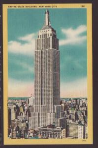 Empire State Building,New York,NY Postcard