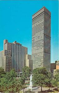 Dominion Square Park Hotel & Imperial Bank Building Montreal