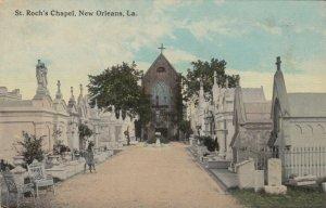 NEW ORLEANS , Louisiana , 1900-10s ; St. Roch's Chapel