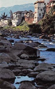 Ecuador, Republica del Ecuador Gentle stream, Cuenca  Gentle stream, Cuenca