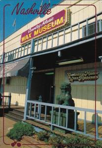 Tennessee Nashville Country Music Wax Museum And Shopping Mall