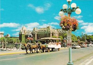 Canada British Columbia Victoria The Tallyho
