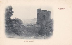 CHESTER (Cheshire), England, UK, Pre-1907 : Water Tower
