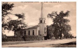 New York Orient   The Congregational Church