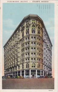 Piedmont Hotel Atlanta Georgia 1944