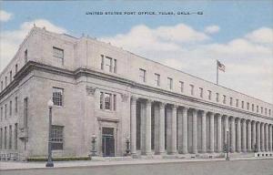 Oklahoma Tulsa United State Post Office