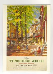 ad2988 - BR - Royal Tunbridge Wells , Pantilles in the Autumn   - Postcard