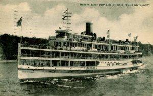 Hudson River Day Line - Steamer Peter Stuyvesant