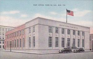 Wisconsin Fond Du Lac Post Office