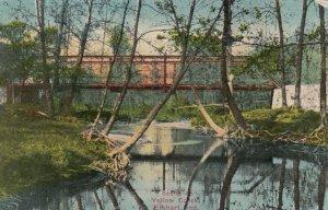 ELKHART , Indiana, 1912 ; Yellow Creek