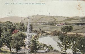 ELMIRA , New York , 1908 ; Rorick's Glen , Amusement Park ; TUCK