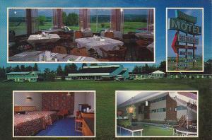 Panorama Motel Woodstock New Brunswick Canada
