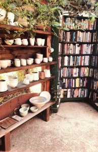 Barts Books Ojai California USA Bookstore Book Shop Postcard