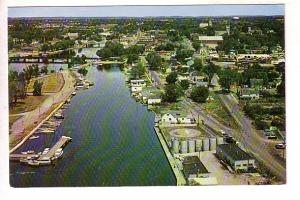Aerial View, Belleville, Ontario,  Rideau Air Photos