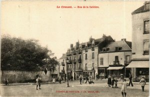 CPA LE CREUSOT Rue de la Sabliere (868860)
