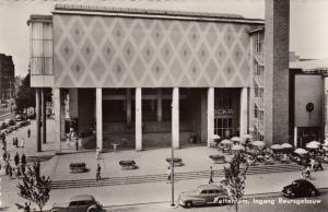 RP: Rotterdam , Netherlands , 30-50s ; Ingang Beursgebouw