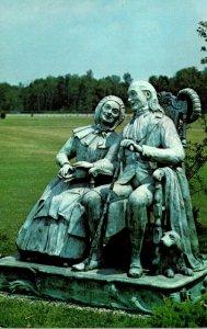 Michigan Troy White Chapel Memorial Cemetery The Companion Garden Of Memories