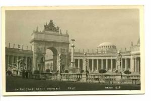 Pan American Expo Court of The Universe RPPC Postcard